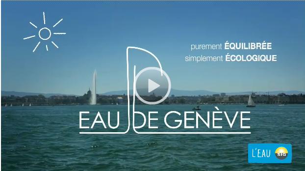 SIG - eau de Genève